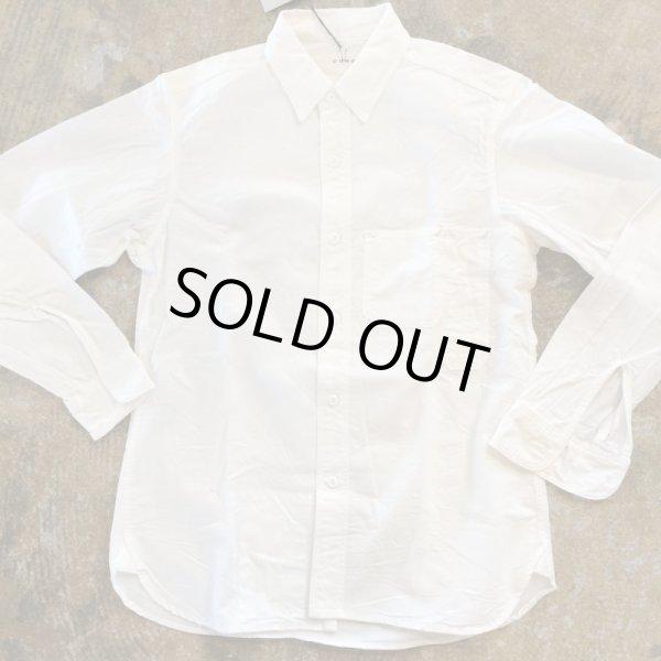 画像1: CUMO(クモ) OLD WORK SHIRT  ワークシャツ Cotton100% (1)