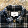 画像3: another 20th century  Artwork shirt Wool check   #84 (3)