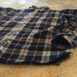 画像5: another 20th century  Artwork shirt Wool check   #84 (5)