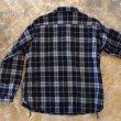 画像7: another 20th century  Artwork shirt Wool check   #84 (7)