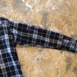 画像8: another 20th century  Artwork shirt Wool check   #84 (8)