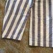 画像6: Kaptain sunshine(キャプテンサンシャイン)    Gray Stripe Night Jacket    メンズ、レディース (6)