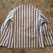 画像10: Kaptain sunshine(キャプテンサンシャイン)    Gray Stripe Night Jacket    メンズ、レディース (10)