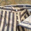 画像9:  Kaptain sunshine(キャプテンサンシャイン)    Gray Stripe Painter Pants     メンズ、レディース (9)