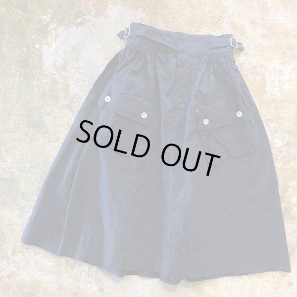 画像1: Nigel Cabourn Woman   ゛Fatigue Skirt ゛ファティーグスカート    2カラー{ Navy、Kahki } (1)