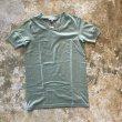 画像2: Merz b.Schwanen   ゛半袖クルーネックシャツ゛     Light.Green/cotton100% (2)