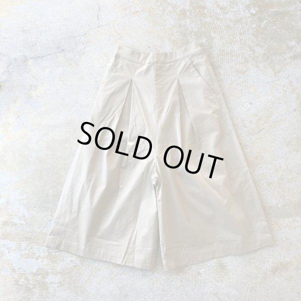 """画像1: Kelen           Wide Shorts """"Sook""""             Beigeカラー (1)"""