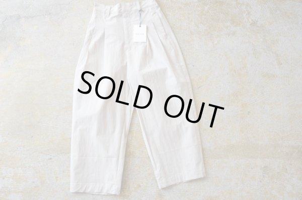 画像1: Kelen           Wide Trousers ゛Sabo゛              Greyge、Charcoalカラー (1)